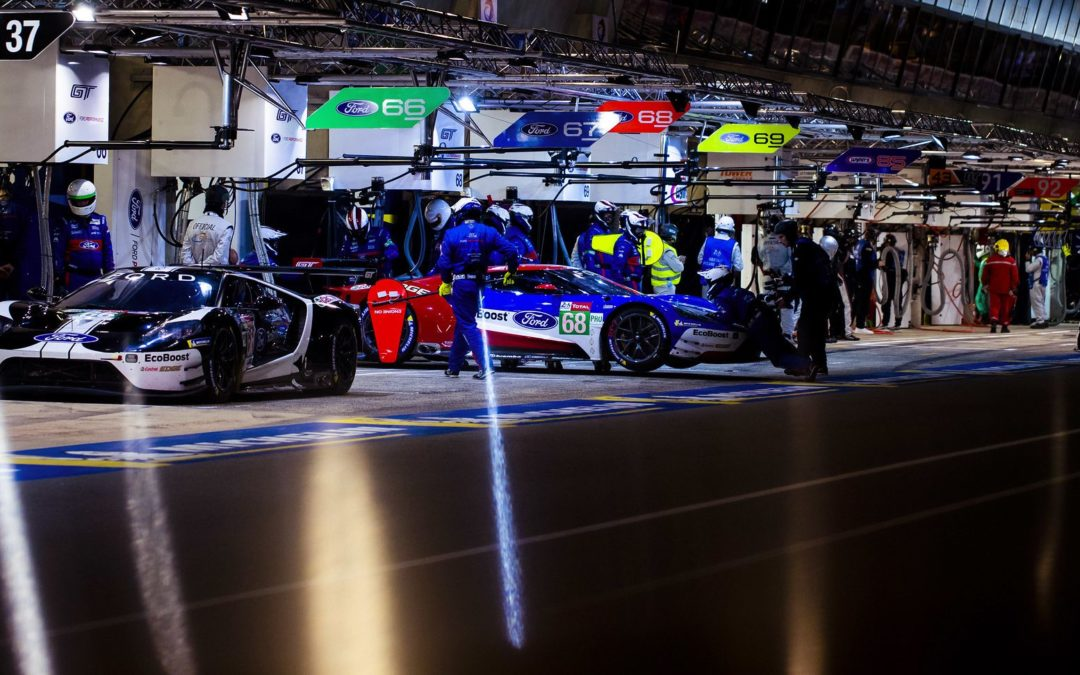 Men's Health Feature – The Physical and Mental Challenges Behind Conquering 24 Hours of Le Mans